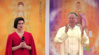 Sacred Calling to Join Guan Yin and A Mi Tuo Fo retreats with Master Sha *
