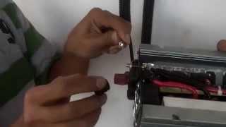 Ecolife: Pemasangan Grid Tie Inverter 1000 Watt dengan 10 Panel Surya (Solar Cell)