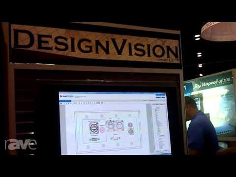 InfoComm 2013: RapcoHorizon Features DesignVision