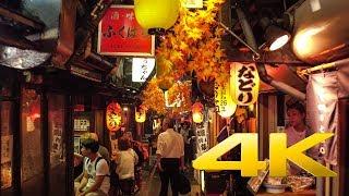 Walking around Shinjuku by night - Tokyo - ?? - 4K Ultra HD