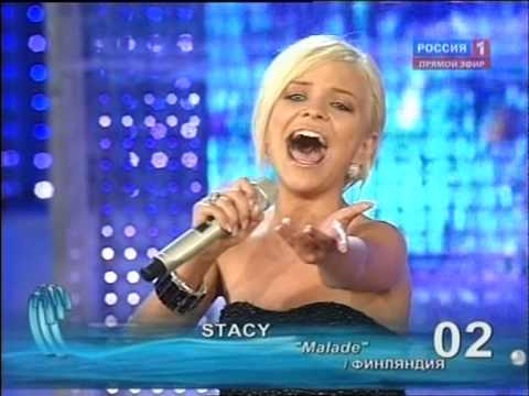 Stacy - Je suis malade (New Wave 2010)