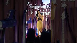 Shenali perera sings at Symphony music institute award ceremony in Dubai 2018