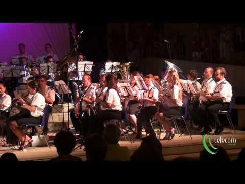 Concierto verano Sociedad Musical de Cehegín. 2012. Telecom Cehegin