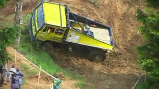 CZ Truck Trial 2010 - Video News No.3 - GP MOHELNICE