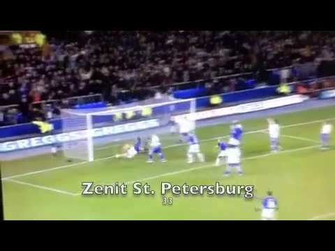 Tim Cahill's 68 Goals For Everton