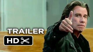 The Forger Official Trailer #1 (2015) - John Travolta, Christopher Plummer Crime Thriller HD