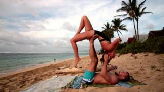 AcroYoga Proposal Hawaii