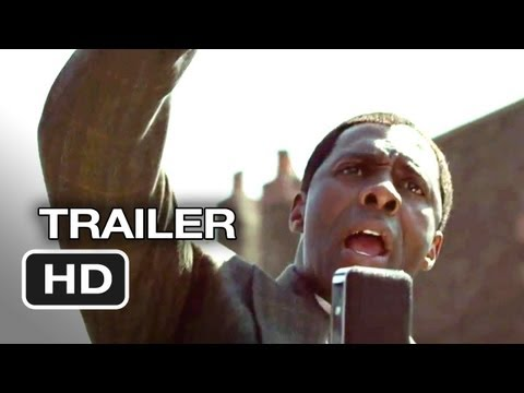 Mandela: Long Walk To Freedom Official Trailer #1 (2013) - Idris Elba, Naomie Harris Movie HD
