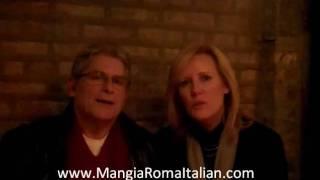Mangia Roma Pizzeria Chicago Testimonial.wmv