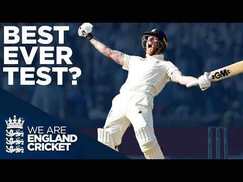 The Best Test In Ashes History? | Story Of The 3rd Test | The Ashes 2019
