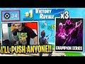 Tfue *FEARLESS* in 3 DOMINATING Wins in Champion Series!