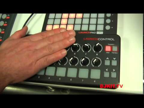 IN DEPTH FEATURES OF THE NOVATION LAUNCH CONTROL