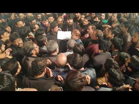 28 Safar 2018 | Zawar Markazi Matmi Dasta Malik Asad Rawalpindi
