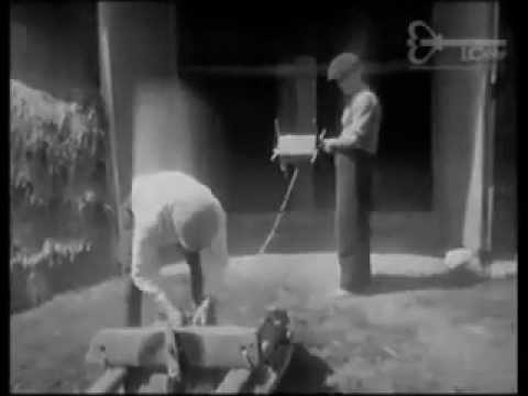 Virvių vijimas Žemaitijoje - Rope making in Lithuania (1939)