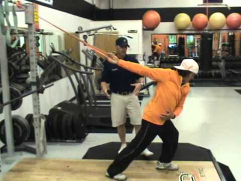 Rickie Fowler Pre Warm Up At The GolfGym Academy YouTube