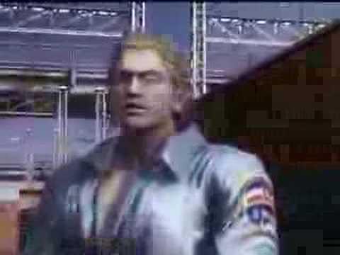 Tekken 5 Intro video