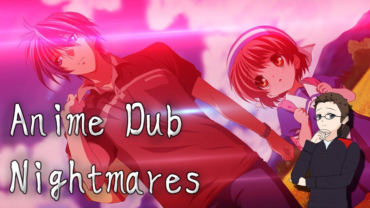 Anime dub