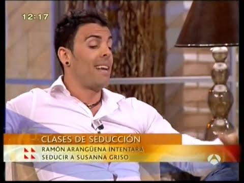 Antena 3 entrevista  al seductor Mario Luna [1/2]