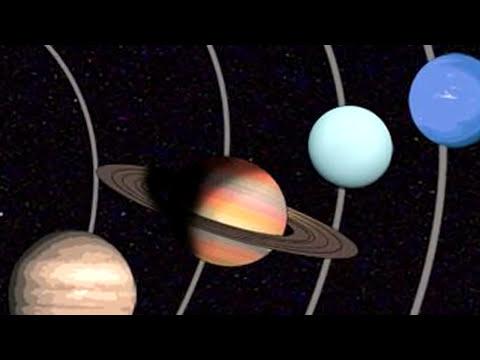 Mostra do Conhecimento 2013 :: Sistema Solar :: La Salle São Carlos