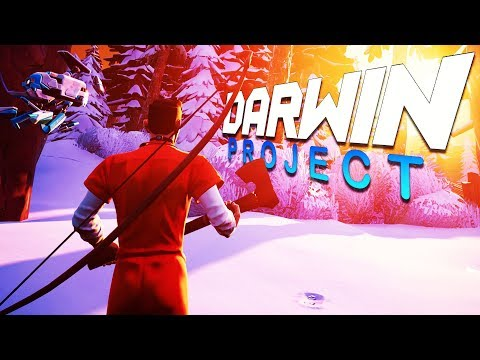 STARVE.io Meets FORTNITE Battle ROYALE! - Darwin Project Gameplay