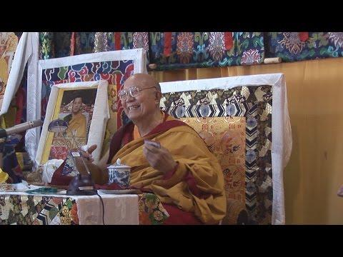 "Tenga Rinpoche 2008 BPL ""Atisha's Life"""