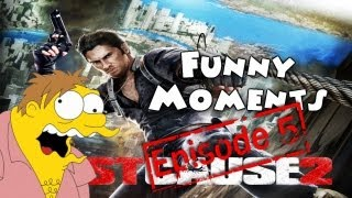 Funny Moments Episode 5: Just Cause 2