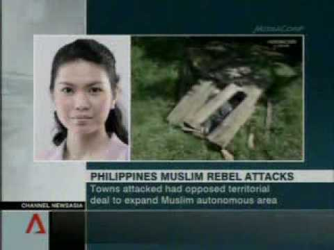 MINDANAO UPDATE: Muslim violence continues