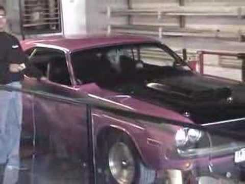 70' Challenger T/A Clone Video