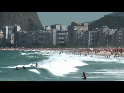 Rio faces uphill struggle for 2016 Olympics