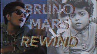 The Evolution of Bruno Mars | Rewind