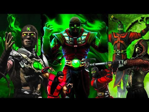10 Awesome Facts On Ermac