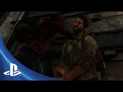The Last of Us - E3 Extended Demo