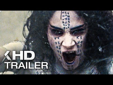 THE MUMMY Trailer Teaser (2017)