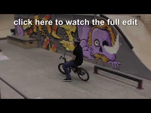 Crazy Gap to Wallride to Whip - BMX (includes Crashes)