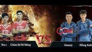 [Trực Tiếp AOE Trực Tiếp] 25/05/2019 2vs2 Chim Sẻ Đi Nắng No1 vs Hồng Anh Gunny