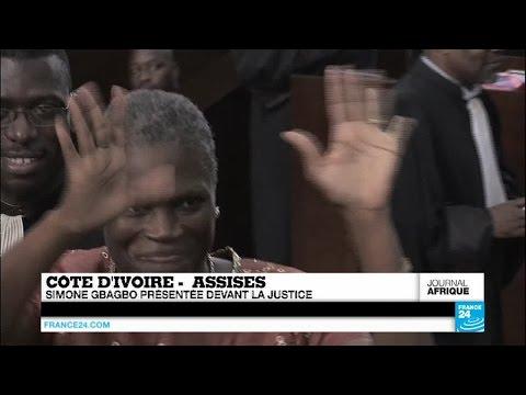 Côte d'Ivoire : début du procès de Simone Gbagbo pour crimes contre l'humanité le 31 mai