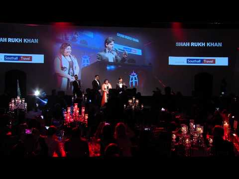 The 5th Asian Awards - Outstanding Achievement in Cinema - ShahRukh Khan