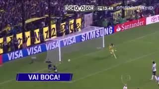Boca Juniors 1 X 0 Corinthians Libertadores 2013
