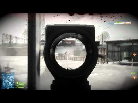 Battlefield 3 - Recon: SKS w/ PKA-S Holo & Suppressor