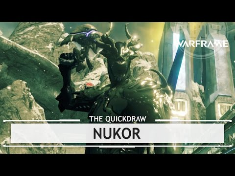 Warframe: Nukor, Dreams Can Come True! [thequickdraw]