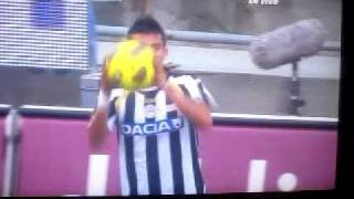 Compacto PT Palermo 0 - Udinese 5 (Alexis Sánchez  x3)