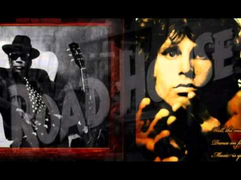 JOHN LEE HOOKER&JIM MORRISON- THE DOORS- ROADHOUSE BLUES live.mp4