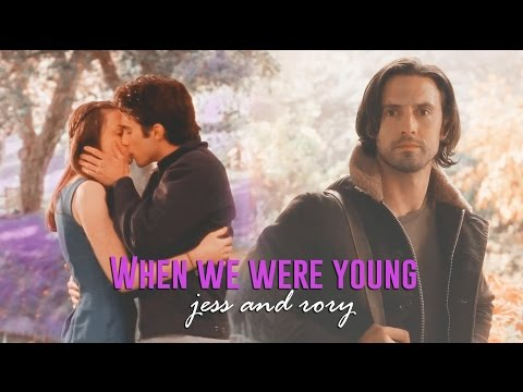When we were Young :: Jess and Rory