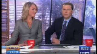 Today Show Funny Bits part 3. Amber Higlett edition!