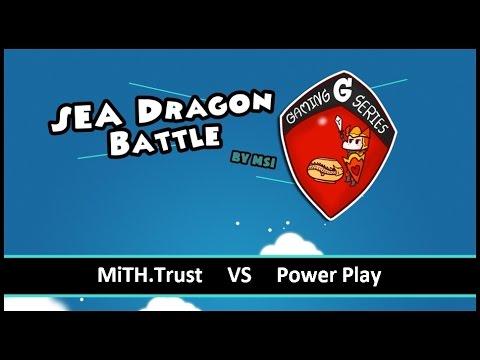 [ Dota2 ] MiTH.Trust vs Power Play - SEA Dragon Battle by MSI - Thai Caster