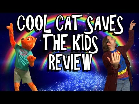Cool Cat Saves The Kids Review