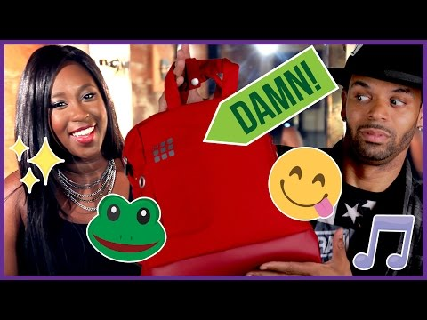 What's In My Bag w/ TheyCallMe_Mo (& Tehran)