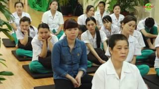 Để thân tâm anh lành – Bài chia sẻ của sư cô Tâm Tâm 23 – 4 – 2016
