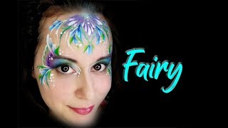 Fairy Face Painting Tutorial