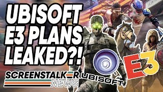 Ubisoft E3 2019 Plans LEAKED?! Twitch Invaded By Trolls | ScreenStalker Gaming News